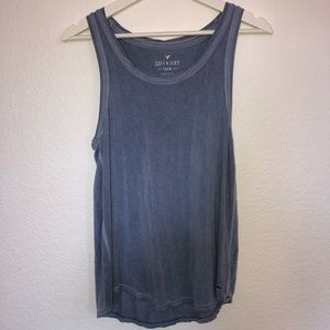 Soft and Sexy AE Light Blue Tank